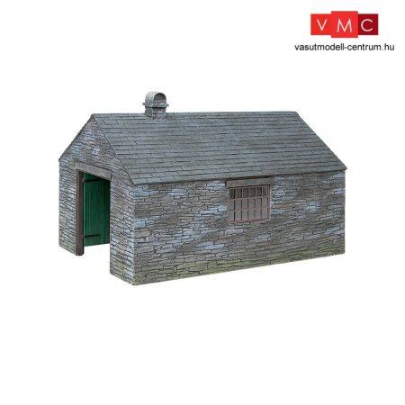 Branchline 44-0101 Narrow Gauge Slate built engine shed