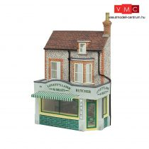 Branchline 44-284 Low Relief 'Lovett's Lamb and Meats' Butcher