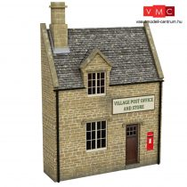 Branchline 44-296 Low Relief Honey Stone Post Office and Shop