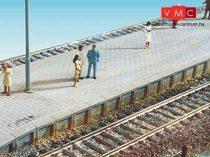 Brawa 2869 Állomási peronszegély, 800 mm hosszú (H0)