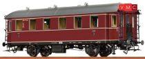 Brawa 45525 Személykocsi, mellékvonali Ci33 típus, 3. osztály, DB, (H0) (E3)