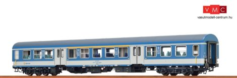 Brawa 46034 Személykocsi, négytengelyes halberstadti 1/2. osztály, AByee, MÁV, H-Start (H0)