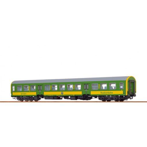 Brawa 46037 Személykocsi, négytengelyes halberstadti 2. osztály, BDyz, GySEV, (H0) (E6)
