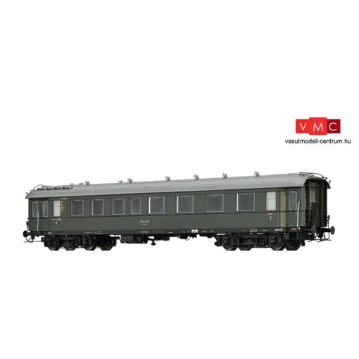 Brawa 46180 Személykocsi, négytengelyes BC4i, 2./3. osztály, DRG (E2) (H0)