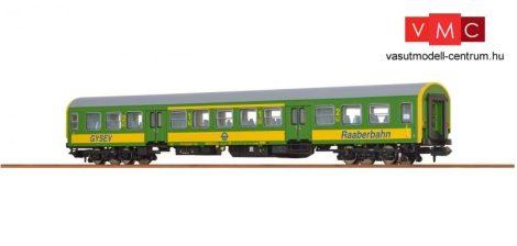 Brawa 65143 Személykocsi, négytengelyes halberstadti 1/2. osztály, AByz, GySEV, (N) (E6)