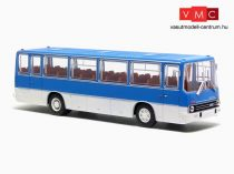 Brekina 59602 Ikarus 255 autóbusz, kék/fehér (H0)