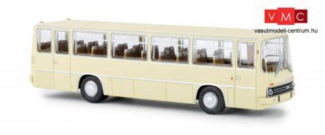 Brekina 59653 Ikarus 255 autóbusz, csontszín (H0)