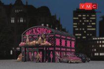 Busch 1004 Erotikus bolt (sex-shop) (H0)
