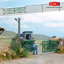 Busch 1019 Tsz (LPG) kerítés kapuval (H0)