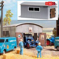 Busch 1064 Mezőgazdasági javítóműhely (H0)