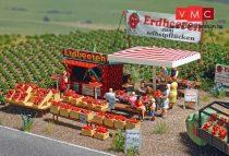 Busch 1073 Földieper árusítóhely (H0)