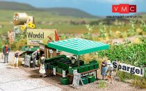 Busch 1074 Spárga árusítóhely (H0)