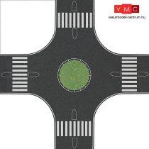 Busch 1101 Útburkolat: körforgalom, aszfaltozott (H0)
