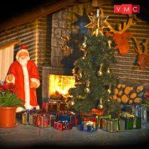 Busch 1140 Karácsonyfa ajándékokkal (H0)