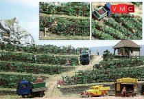Busch 1200 Szőlőtőkék - építőkészlet (H0)