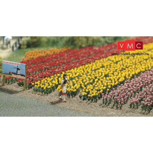 Busch 1206 Tulipánok - építőkészlet (H0)