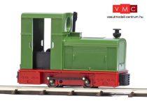 Busch 12130 Gazdasági vasúti dízelmozdony Deutz OMZ 122 F, zöld (H0f)