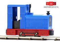 Busch 12132 Dízelmozdony Deutz OMZ 122 F gazdasági vasúthoz, kék/piros (GV) (H0f)