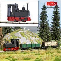 Busch 12140 Gőzmozdony Typ 3 - Decauville, gazdasági vasúthoz (GV) (H0f)