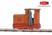 Busch 12180 Gazdasági vasúti Gmeindner 15/18 dízelmozdony, fedett vezetőállással, mozdony