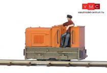 Busch 12181 Gazdasági vasúti Gmeindner 15/18 dízelmozdony, nyitott vezetőállással, mozdon