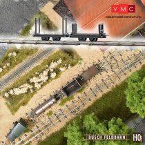 Busch 12204 Rakoncás és homlokfalas lóré gazdasági vasúthoz (H0f)