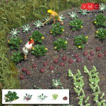 Busch 1222 Zöldségek és saláták - építőkészlet (H0)