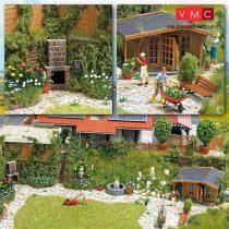 Busch 1226 Díszkert - építőkészlet (H0)