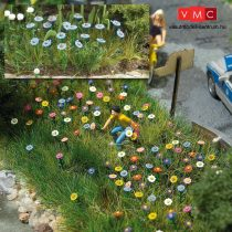 Busch 1229 Színes nyári virágok - építőkészlet (H0)