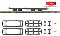 Busch 12295 Bányavasúti kocsialváz-pár - átépítéshez (H0f)