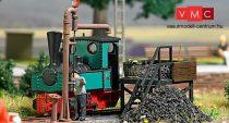 Busch 12378 Keskeny nyomközű vasúthoz vízdaru és szénvételező - LC (H0e/H0f)
