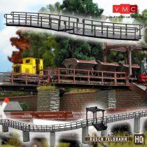 Busch 12386 Íves híd (2 db) gazdasági vasúthoz (H0f)
