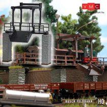 Busch 12389 Ürítőberendezés gazdasági vasúthoz (H0f)