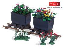 Busch 1253 Csille virágokkal - Kész modell (H0)