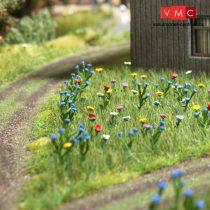 Busch 1271 Nyári virágos rét (H0)
