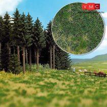 Busch 1308 Fűlap, 3 színű erdei mező (G/0/H0/TT/N/Z)