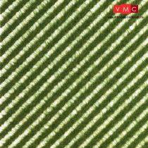 Busch 1343 Fűcsíkok - nyári fű - 148 x 105 mm (H0)