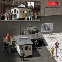 Busch 1490 Katonai ellenőrzőpont, Checkpoint Charlie (H0)