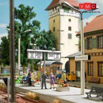 Busch 1623 Kiegészítők vasútállomásra (H0)