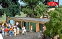Busch 1648 Lakótelepi garázssor (H0)