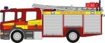 Busch 200120396 Scania angol tűzoltó - Fire Dept. (N)