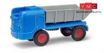 Busch 210006301 Multicar M21 billencs, kék (H0)