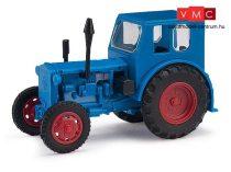 Busch 210006401 Pionier traktor, kék (H0)