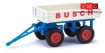 Busch 210007701 Pótkocsi Multicar teherautókhoz - Zirkus (H0)