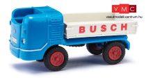 Busch 210008300 Multicar M21 platós teherautó - Zirkus Busch (H0)