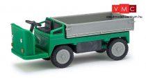 Busch 210009301 Balkancar elektromos targonca (kofferkuli), billencs, zöld (H0)