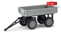 Busch 210009503 Pótkocsi elektromos targoncához, szürke (H0)