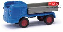 Busch 210009602 Multicar M21, billencs, kék (H0)