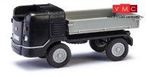 Busch 210009616 Multicar M21 teherautó, fekete - Exquisit (H0)
