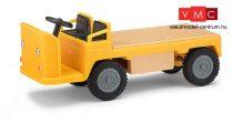 Busch 210010011 Balkancar elektromos targonca (kofferkuli), sárga (H0)